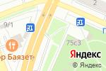Схема проезда до компании Биллборды (3 х 6 м) от Армада Аутдор в Челябинске