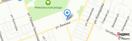 Магазин игрушек на карте Челябинска