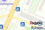 Схема проезда до компании ЯПОШКА в Челябинске