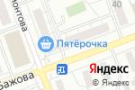 Схема проезда до компании LCDservis в Челябинске