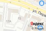 Схема проезда до компании Виват в Челябинске