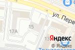 Схема проезда до компании Континент в Челябинске