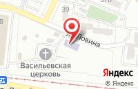 Схема проезда до компании Шинсервис71 в Плеханово