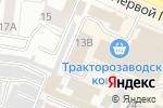 Схема проезда до компании Спецпошив в Челябинске