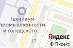 Схема проезда до компании Грин Стар в Челябинске