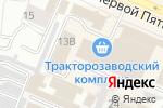 Схема проезда до компании Магазин одноразовой посуды и упаковки в Челябинске
