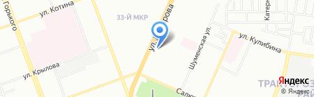 Avtosite74 на карте Челябинска