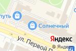 Схема проезда до компании Геральдика в Челябинске