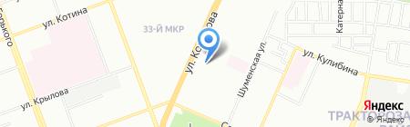 Для Вас! на карте Челябинска