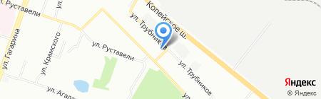 Домашняя электроника на карте Челябинска