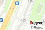 Схема проезда до компании Майами в Челябинске