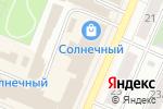 Схема проезда до компании Мамин рай 74 в Челябинске