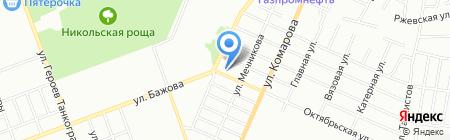 Япония-Авто на карте Челябинска