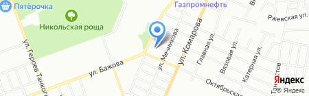 Absolut Travel на карте Челябинска