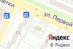 Схема проезда до компании ON Systems в Челябинске
