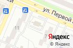 Схема проезда до компании Окна плюс в Челябинске