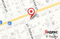 Схема проезда до компании Магазин кондитерских и хлебобулочных изделий в Новокуйбышевске