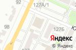 Схема проезда до компании Уютный дом в Челябинске