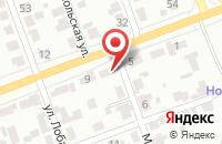 Схема проезда до компании Ахтырский техникум Профи-Альянс в Ахтырском