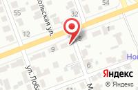 Схема проезда до компании E-STORE в Александровке