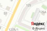 Схема проезда до компании Кристаллъ в Челябинске