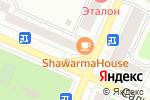 Схема проезда до компании Бон-Амур в Челябинске