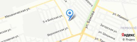 L-Granite на карте Челябинска