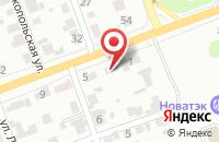 Схема проезда до компании PUPER.RU в Подольске