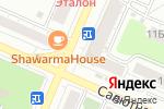 Схема проезда до компании Комиссионный магазин в Челябинске