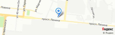 Торгово-Промышленный Альянс на карте Челябинска