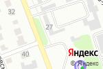 Схема проезда до компании Формула цвета в Челябинске