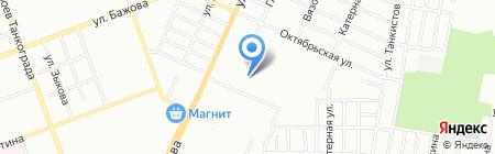 Детский сад №85 на карте Челябинска