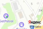 Схема проезда до компании Гарант Авто в Челябинске