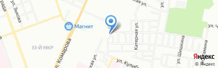 Ирина на карте Челябинска