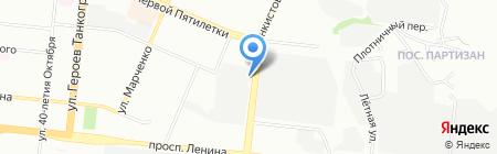 Эксперт+ на карте Челябинска