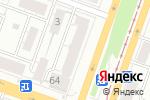 Схема проезда до компании Бухгалтерская компания в Челябинске