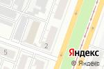 Схема проезда до компании Уральские кондитеры в Челябинске