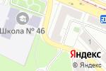 Схема проезда до компании Офис Гид в Челябинске