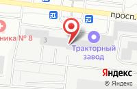 Схема проезда до компании Уралконтинент Медиа - Групп в Челябинске