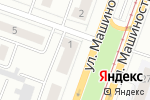 Схема проезда до компании Детская библиотека №7 в Челябинске