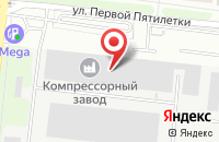 Схема проезда до компании Dark royals в Дзержинском