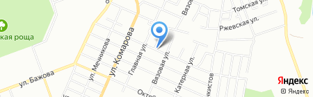 МиКо плюс на карте Челябинска