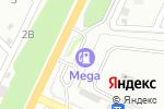 Схема проезда до компании Сибнефть74 в Челябинске