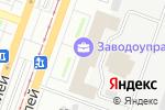 Схема проезда до компании Уралтрубосталь в Челябинске