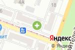 Схема проезда до компании Рыбка в Челябинске
