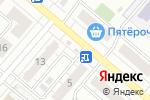 Схема проезда до компании Магазин овощей и фруктов в Челябинске