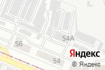 Схема проезда до компании Потребительский гаражно-строительный кооператив №321 в Челябинске