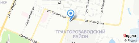 Мясная кулинария на карте Челябинска
