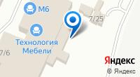 Компания Алексеевский на карте