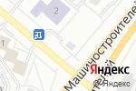 Схема проезда до компании А-Деталь в Челябинске